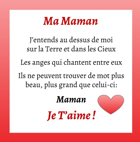 Message Anniversaire Original Maman