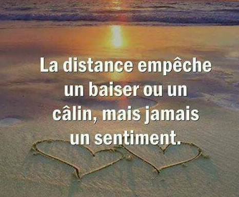 Citations Amour Distance