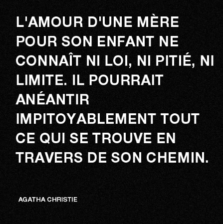 Citations Amour Maman