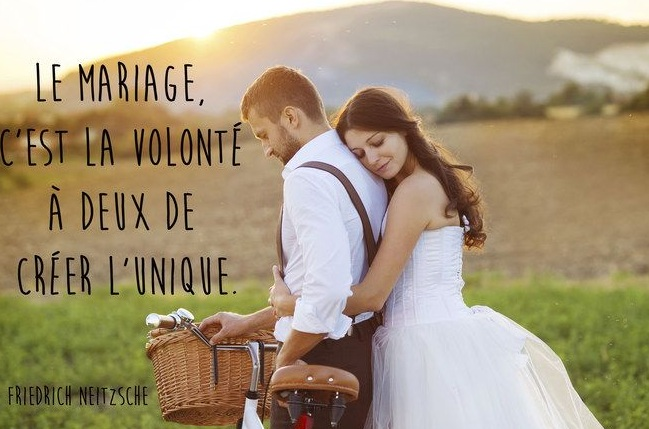 Citations Amour Mariage