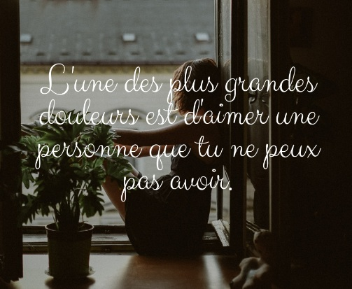 Citations Amour Triste