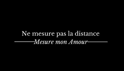 Citations Pour Amour A Distance