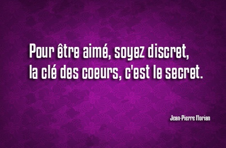 Citations Sur Amour Secret