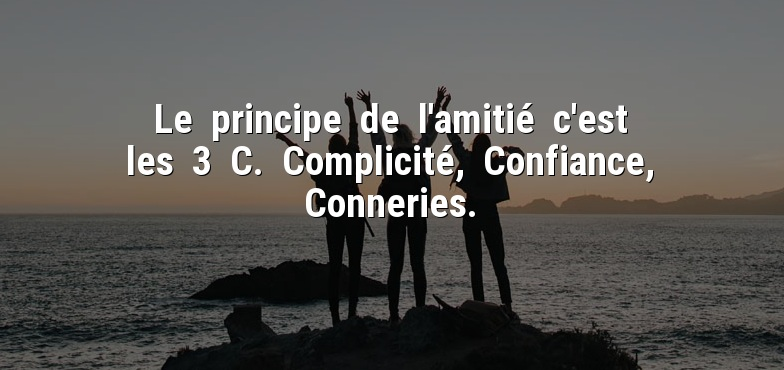 Citations Sur Lamitiã