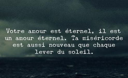 Citations Sur Lamour Eternel