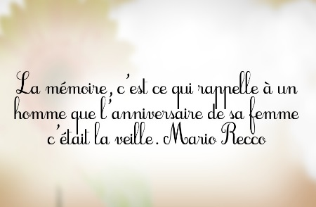Citation Drole Anniversaire